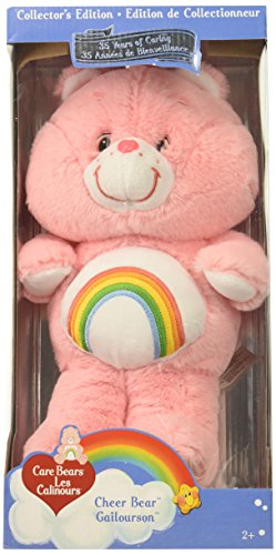 Just Play Care Bear Classic Plush Cheer Plush - Care Bears Cheer Bear Plush