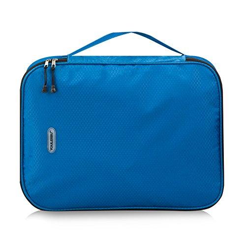 YOULERBU Shirt Packing Folder for Travel Anti-wrinkle, Lightweight Luggage Organizer