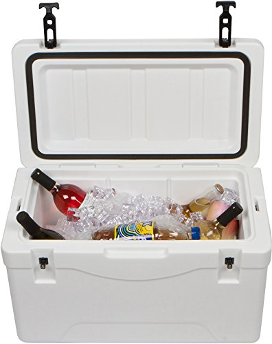 Price comparison product image Rotomolded Cooler & Ice Chest by Trademark Innovations (40 Quart)
