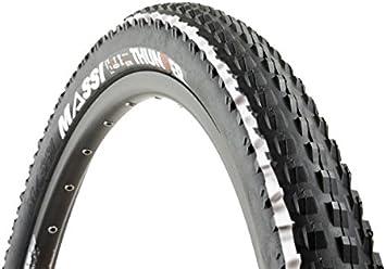 Massi Thunder TR Negra/Blanca Cubierta para Bicicleta, Unisex ...