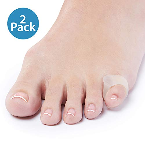 (Natracure Advanced Gel Toe Separator (w/Toe Loop) - Toe Spacer - Small (1104-M CAT 2PK))
