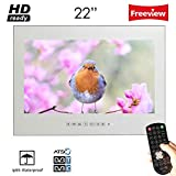 Soulaca 22inch Frameless Waterproof Magic Mirror Bathroom TV M220FN