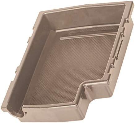 OxGord Center Console Organizer for 12-16 Subaru Impreza J2010FJ000VH Compartment Tray – Beige, 1 Pack