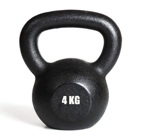 KAKSS Cast Iron Kettle Bell for Strength and Conditioning/ Fitness for Home Gym Kettlebells at amazon