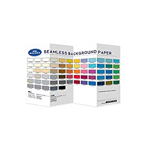 Savage Color Chart Background Paper