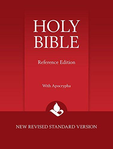 NRSV Reference Bible with Apocrypha, NR560:XA pdf epub