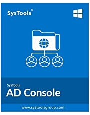 SysTools AD Console (Email Delivery-No CD)