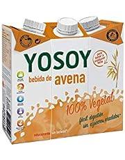 YOSOY Bebida de Avena 250ml [caja de 8x3x250ml]