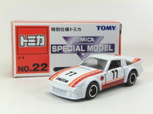 Special specifications Special specification Tomica. No.22 Mazda Mazda RX- 7 FC racing by Tommy