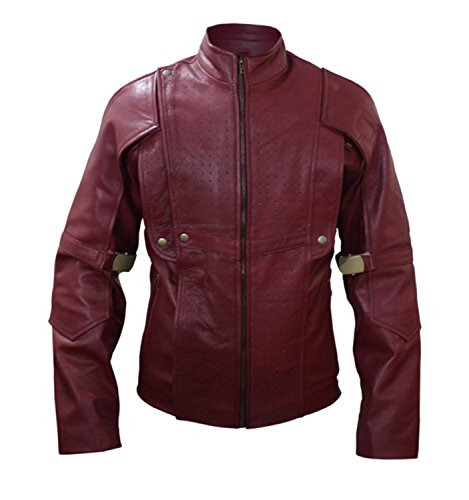 Guardians of the Galaxy Star Lord Synthetic Jacket