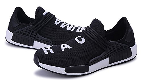 2807fa608 JIYE Men's Running Shoes Free Transform Flyknit Fashion Sneakers