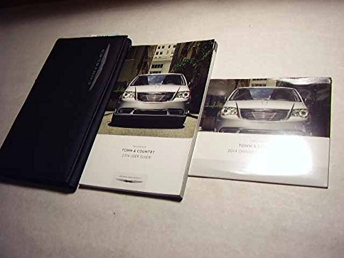 2014 Chrysler Town & Country user guide Owners Manual (2010 Chrysler Town And Country Owners Manual)