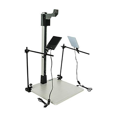 Smith Victor Pro 42'' Copy Stand Kit with LED Light Kit by Smith-Victor