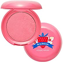 [Etude House] Berry Delicious Face Blusher 6g (#02 Pink)