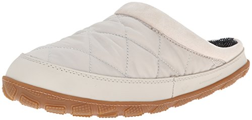 Columbia Women's Packed Out II Slipper, Fawn/Fossil, 12 M US