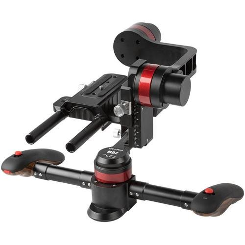Ikan MD2 3-Axis Handheld A.I. Gimbal Stabilizer (Black)