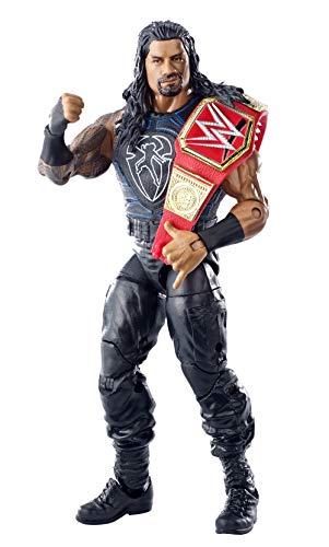 Mattel WWE Roman Reigns Elite Collection Action Figure