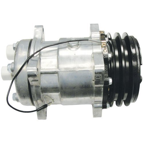 Tecumseh Fitting Compressor (Air Conditioning Compressor - Economy Ford 8530 7910 7710 6410 6810 7410 5610 TW35 8210 6610 8830 9000 7810 8730 9030 FW20 TW15 TW25 9700 7610 TW5 6710 8600 8630 9600 5110 E8NN19D629AA)