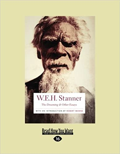 Book The Dreaming & Other Essays by WEH Stanner (2012-12-28)