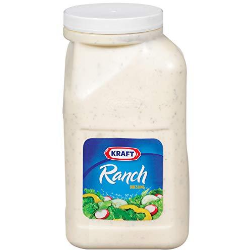 Kraft Bulk Ranch Salad Dressing, 1 gal. Jug
