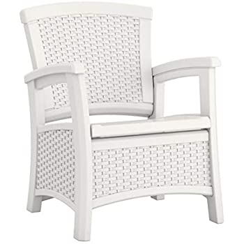 Amazon Com Kettler Roma Resin High Back Chair Resin