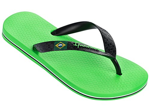 Ipanema , Tongs pour garçon vert Green