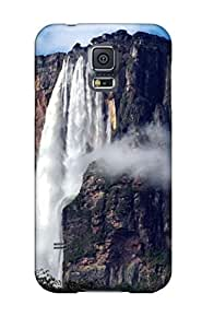 HxyhcBT4240RvtAj Faddish Angel Falls Venezuela Case Cover For Galaxy S5