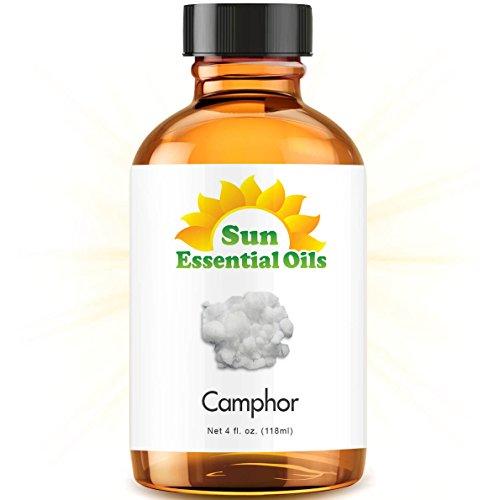 Camphor (Large 4 Ounce) Best Essential ()