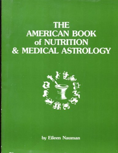 American Book of Nutrition and Medical Astrology by Brand: Sound Horizons Audio-Video