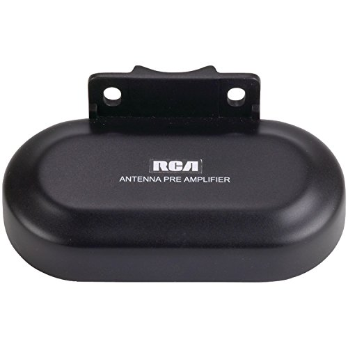 RCA TVPRAMP1R Preamplifier Outdoor Antenna (Best Tv Antenna Preamplifier)