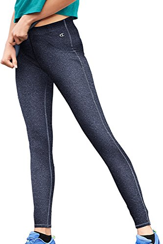 Champion Women's Go To Tight_Granite Heather_Medium