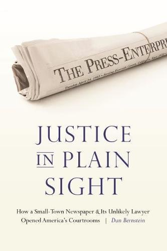Justice in Plain Sight: How a Small-Town Newspaper for sale  Delivered anywhere in USA
