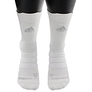 adidas Alphaskin Hydroshield Lightweight Cushioned Socks (1 Pack)