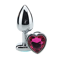 Small Saneoo Size Metal Heart Shape Pl g...