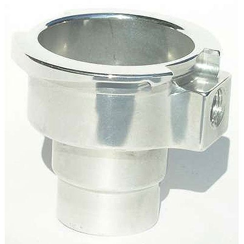 Meziere WN0012 Weld-in Radiator Cap Water Neck