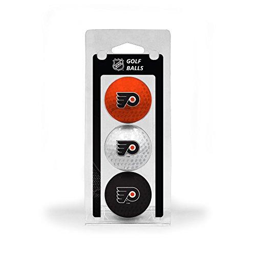 Team Golf NHL Montreal Canadiens Regulation Size Golf Balls, 3 Pack, Full Color Durable Team Imprint