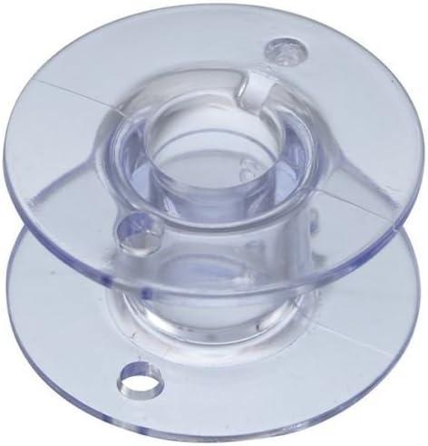 10 bobinas de plástico para Máquinas de Coser Brother (2518p ...