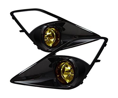yellow fog lights frs - 8
