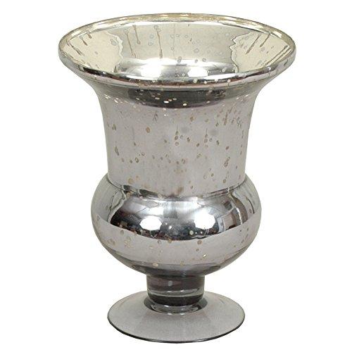 India House Trophy Mercury Glass Vase, 8