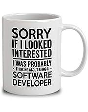 Ceramic Mug For Programmers