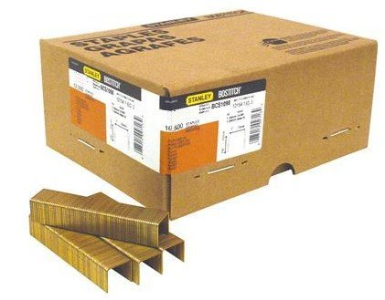 Stanley-Bostitch 16S2-25GAL 1-Inch 16-Gauge Staples 1 Crown