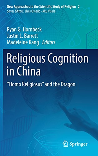 "Book cover from Religious Cognition in China: ""Homo Religiosus"" and the Dragon (New Approaches to the Scientific Study of Religion) by Joshua L Miner"