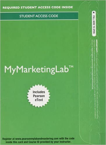 Amazon mylab marketing with pearson etext access card for mylab marketing with pearson etext access card for consumer behavior buying having and being 12th edition fandeluxe Gallery