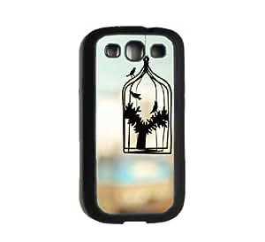 The Birdcage Samsung Galaxy S3/S III Case - Fits Samsung S3 and Galaxy S III i9300