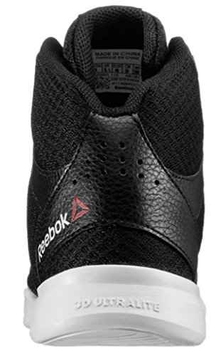 Workout Mid Negro multicolor Cardio RS Reebok AR1351 qHzwxv5EU