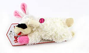 Pet Supplies : Multipet Easter Bunny Ears Lamb Chop Dog