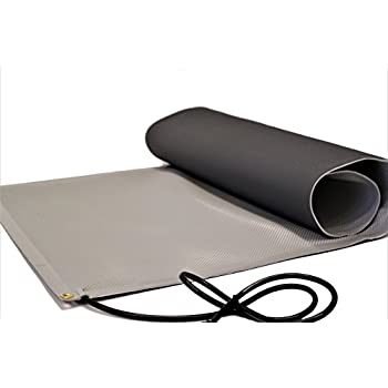 Amazon Com Heattrak Heated Snow Melting Walkway Mat