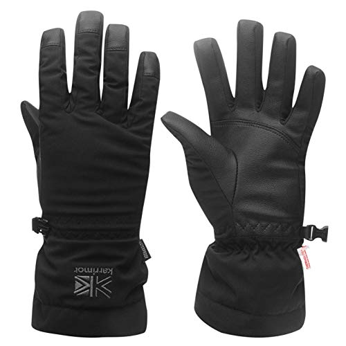 - Karrimor Womens Transition Walking Gloves Ladies Comfortable Black S