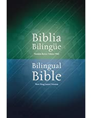 Biblia bilingue Reina Valera 19601960 / NKJV, Tapa Dura / Spanish Bilingual Bible Reina Valera 19601960 / NKJV, Hardcover