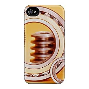 High Quality Shock Absorbing Case For Iphone 4/4s-desktop Gallery Miscellaneous